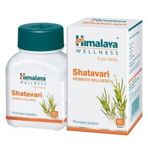 Buy Himalaya Wellness Shatavari 60 Tablets - Nykaa
