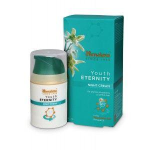 Buy Himalaya Herbals Youth Eternity Night Cream - Nykaa