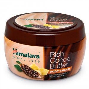 Buy Himalaya Herbals Rich Cocoa Butter Body Cream - Nykaa