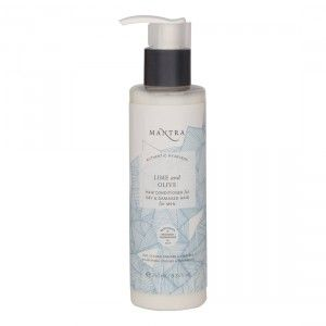 Buy Mantra Lime And Olive Hair Conditioner For Dry & Damaged Hair For Men - Nykaa