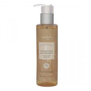 Buy Mantra Ashwagandha & Cinnamon Vata Body Wash For Dry Skin - Nykaa