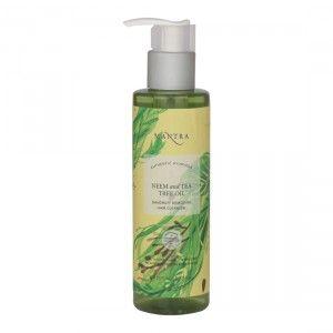 Buy Mantra Neem & Tea Tree Oil Dandruff Removing Hair Cleanser - Nykaa
