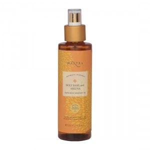 Buy Mantra Holy Basil And Arjuna Kapha Body Massage Oil - Nykaa
