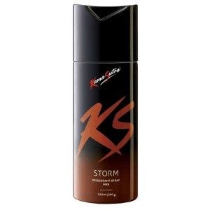 Buy Kamasutra Storm Deodorant Spray For Men - Nykaa