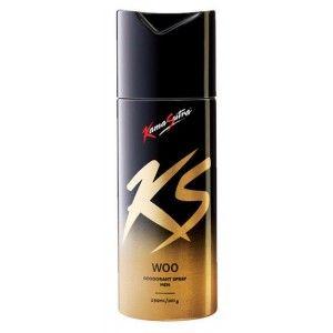 Buy Kamasutra Woo Deodorant Spray For Men - Nykaa
