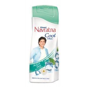 Buy Navratna Cool Talc Active Deo - Nykaa