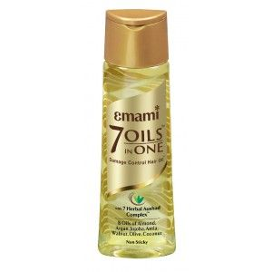 Buy Emami 7 Oils In One - Nykaa