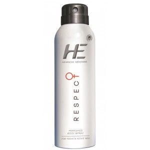 Buy HE Perfumed Body Spray - Respect - Nykaa
