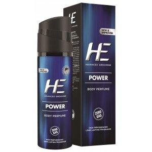 Buy HE Power Body Perfume - Nykaa