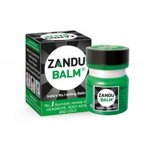 Buy Zandu Balm - Nykaa