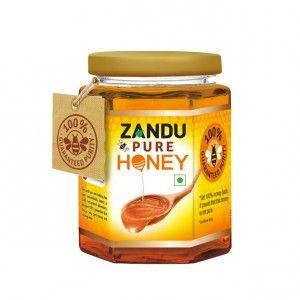 Buy Zandu Pure Honey - Nykaa