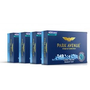 Buy Park Avenue Cool Blue Soap (Buy 3 Get 1) - Nykaa