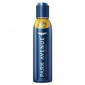 Buy Park Avenue body fragrance - Marcus 25%Extra Free - Nykaa