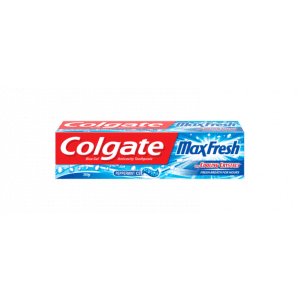 Buy Colgate Maxfresh Blue Peppermint Ice Toothpaste (Gel) - Nykaa
