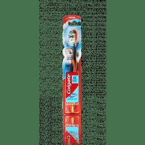 Buy Colgate 360 Floss Tip Toothbrush - Medium - Nykaa