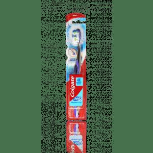 Buy Colgate 360 Floss-Tip Toothbrush - Soft - Nykaa