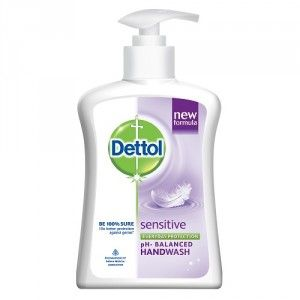 Buy Dettol Sensitive pH-Balanced Liquid Hand Wash - Nykaa