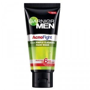 Buy Garnier Men AcnoFight Face Wash - Nykaa