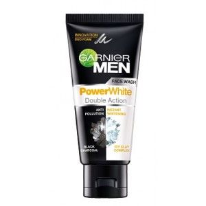 Buy Garnier Men PowerWhite Duo Face Wash - Nykaa