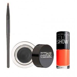 Buy Maybelline New York Eye Liners Combo 2 - Nykaa