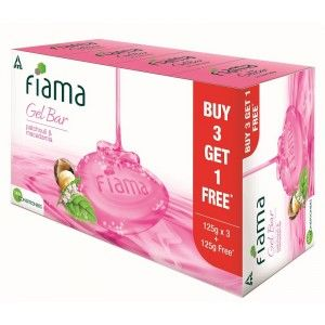Buy Fiama Di Wills Gel Bar Patchouli & Macadamia B3G1 - Nykaa