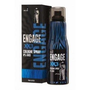 Buy Engage Cologne Spray XX3 For Men - Nykaa