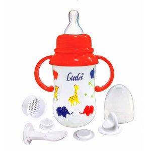 Buy Little's Royal Mini Feeding Bottle (Color May Vary) - Nykaa