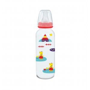 Buy Littles Designer Maxi Feeding Bottle (Red) - Nykaa