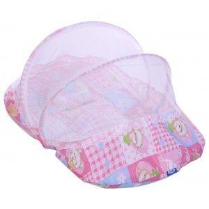 Buy Littles Bassinet - Lovely Pink - Nykaa