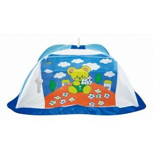 Buy Littles Mosquito Net - Blue - Nykaa