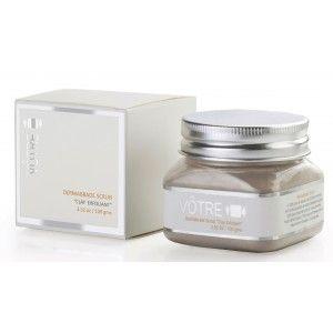 Buy Votre Dermabrade Scrub - Clay Exfoliant - Nykaa