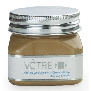 Buy Votre Purifying Deep Cleansing And Clearing Masque - Nykaa