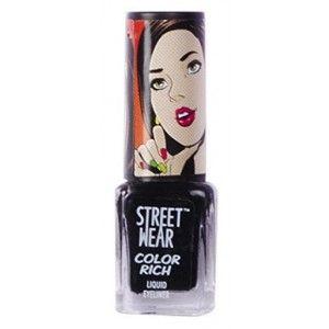 Buy Street Wear Color Rich Liquid Eye Liner - Nykaa