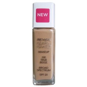 Buy Revlon Nearly Naked Make Up Spf 20 - Nykaa