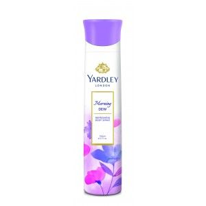 Buy Yardley Morning Dew Deodorant Spray - Nykaa