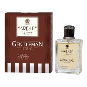 Buy Yardley Gentleman Legend Eau De Toilette - Nykaa