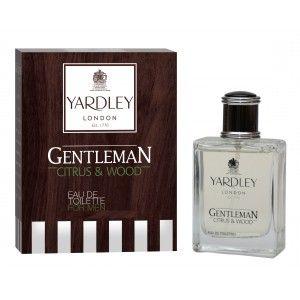 Buy Yardley Gentleman Citrus & Wood Eau De Toilette - Nykaa