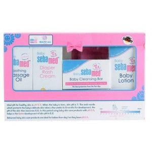 Buy Sebamed Baby Healthy Skin Care Kit - Nykaa