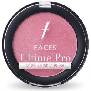 Buy Faces Ultime Pro Blush - Rose Quartz 01 - Nykaa