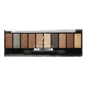 Buy Faces Ultime Pro Eye Shadow Palette - Nude 01 - Nykaa