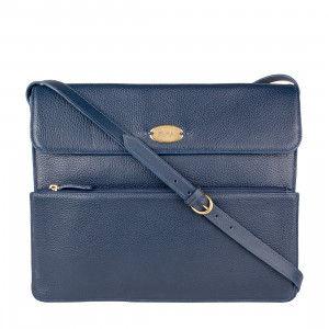 Buy Hidesign Mars 01 Sb Blue Sling Bag - Nykaa