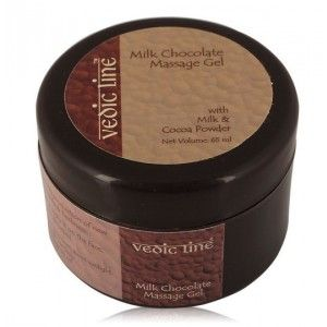 Buy Vedic Line Milk Chocolate Massage Gel - Nykaa