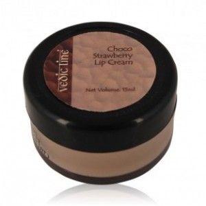 Buy Vedic Line Choco Strawberry Lip Cream  - Nykaa