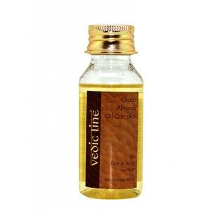 Buy Vedic Line Choco Almond Oil Complex - Nykaa