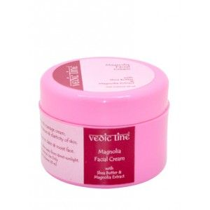 Buy Vedic Line Magnolia Facial Cream  - Nykaa