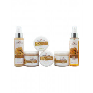 Buy Vedic Line Gold Ojas Facial - Nykaa