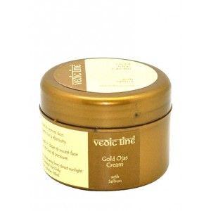 Buy Vedic Line Gold Ojas Cream - Nykaa