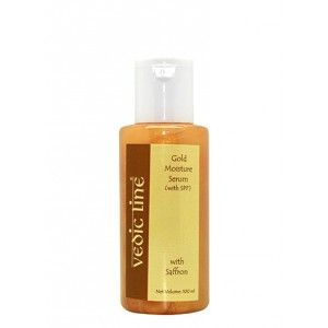 Buy Vedic Line Gold Ojas Moisture Serum With SPF - Nykaa