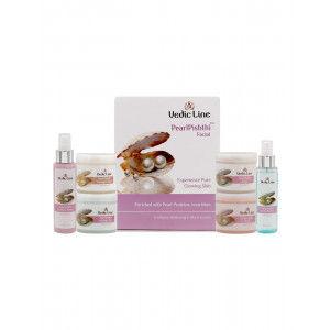 Buy Vedic Line Pearl Pishthi Facial - Nykaa