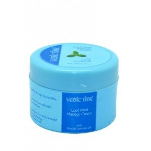 Buy Vedic Line Cool Mint Massages cream - Nykaa
